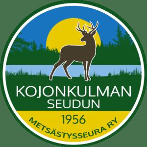 Kojonkulman Seudun Metsästysseura Logo